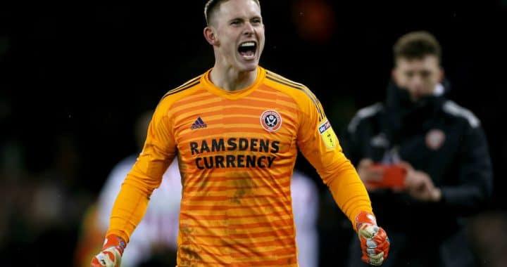 Dean Henderson นายทวารดาวรุ่งแห่ง ทีมชาติอังกฤษ