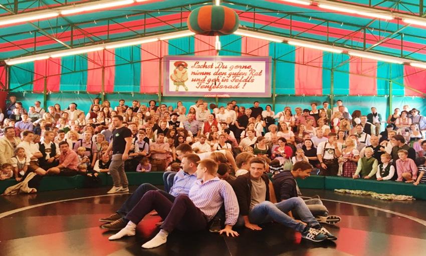 เทศกาลOktoberfest